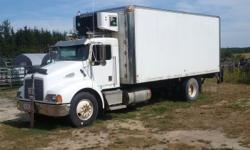 Year 2001 Colour white kms 313000 2001 Kenworth, liftgate, 313000 km, $10,900 neg, Selling for someone I know. Please contact 613-913-9504 Ask for Denis.