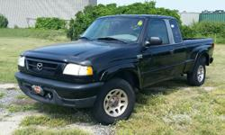 Make Mazda Model 2WD B-Series Pickup Year 2001 Colour Black kms 224900 Trans Automatic 2001 Mazda B4000 4.0l V6, Automatic, A/C, Fog Lights, Bedliner. 224,900 KM. Certified with E-Test. Taxes are not included in listing price. ----- As two retired