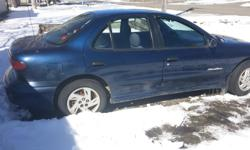 Make Pontiac Model Sunfire Year 2001 Colour B kms 2234321 Trans Automatic SUNFARE 2001 $500 or make and offer