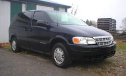 MUST SELL $650. FIRM 2002 CHEVY VENTURE MINI VAN- runs good v6, ABOUT 280000 KMS runs excellent, auto, rockers rusted, sell for parts or fix up, $650. FIRM as is 519-290 0522