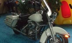 2002 Harley Davidson Road King Police Edition