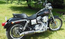 2002 Harley SuperGlide Professionally built, bullet proof 120 cubic inch motor by Head Quarters 22,000 km, all hiway riding Custom made bars Borla exhaust CV 51 mm carb Anti Gravity 720 CCA battery True Track stabilizer Terry components starter 1.8kw AIM