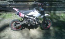 I have a 2002 konker pit bike i need to seel asap has new motor this year only has 10 hours on new motor This ad was posted with the Kijiji Classifieds app.
