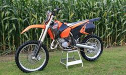 2003 KTM 125 SX                                         Clean bike Runs strong                                            Recent motor work                                        Excel rims Brembo brakes                                       $2950obo