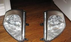 Hi im selling a pair of used stock headlights for an 2003-2005 Mitsubishi Eclipse. The headlights are in great shape! No cracks or fogging inside the lens. Any questions feel free to ask. Thanks.