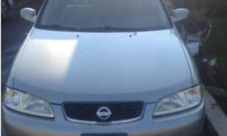 Make Nissan Model Sentra Colour silver Trans Automatic kms 150000 Selling a Silver 2003 Nissan Sentra GXE as is, runs well, no issues. Only 150km on it. 1 owner (senior lady). Very well taken care of and always serviced regularly. Comes with brand new