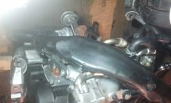 This motor has only 15,000 original kms on it, it is complete including the turbo. Will fit 2004-2006 Golf/Jetta with a BEW code engine. Asking $2200.