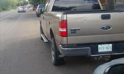 Make Ford Model F-150 Year 2004 Colour Grey kms 162000 Trans Automatic Hi 2004 ford f 150 automatic 4x4 xlt 5.4 is for sale ,automatic seat and window,door lock , cd player tinted window ,4 doors ,has brand new winter tires with studed and will give free