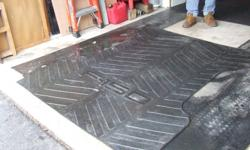 2004f-150 extended cab box mat. Fits a 6 foot 6 box. asking 195 obo