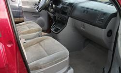 Make Kia Model Sedona Year 2004 Colour Red kms 169000 Trans Automatic 2004 Kia Sedona. seven passenger, fully loaded, 169k. power windows/locks, air conditioning, good paint, no rust, very reliable van for everyday use. Interior shows some wear from kids