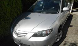Make Mazda Year 2004 Colour Silver Trans Automatic kms 257123 RUNS AND DRIVES LIKE NEW ,LEATHER SUNROOF, AIR , FULL POWER, CD PLAYER