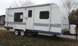 Great trailer lots of room very clean , e-mail for details.