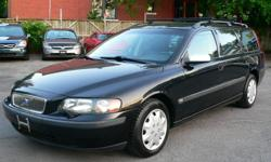 Make Volvo Model V70 Year 2004 Colour black kms 195000 Trans Automatic This car is in great shape for the year, has no rust, nor mechanical problems. She is fully loaded; just checked and certified, lots of things done; needs nothing, ALL SET TO GO. Full