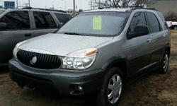 Make Buick Model Rendezvous Year 2005 Colour Silver kms 177500 Trans Automatic 2005 Buick Rendezvous CX - AWD 3.4l V6, Automatic, A/C, Cruise Control, Power windows/locks/mirrors & seat. 177,500 km. Certified with E-Test included. Taxes are not included