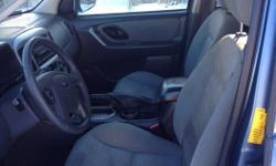 Make Ford Model Escape Year 2005 Colour Blue Trans Automatic 05 Ford Escape , 290,000 kilometres, mostly highway really good tires, new battery , water pump and fuel pump .runs and drives great.