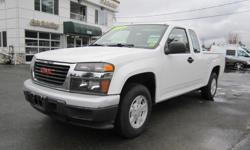 Make GMC Model Canyon Year 2005 Colour White kms 125613 Trans Automatic alloys, Am/Fm/CD, dual air bags, power steering #1496 Financing Available 3 Month Warranty On All Our Vehicles