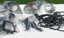 """Brand new in the box Honda Pilot factory Fog Lamp kit. Includes all the wiring.   Part # 08V31-S9V-300B list for $1314.90   CHECK OUT MY OTHER HONDA PARTS FOR SALE ON THE """"VIEW POSTER'S OTHER ADS"""" BUTTON TO THE RIGHT   I have too many items to keep track"""