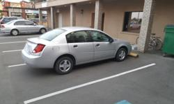 Make Saturn Model Ion Year 2005 Colour Silver kms 119000 Trans Manual 2005 Saturn Ion - Very low Kms - Runs excellent - Manual transmission - 4 door Please call 250-710-6704 Thanks I'm in Duncan