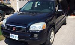 Make Saturn Model Relay Year 2005 Colour blue kms 149000 For sale by owner is a 2005 Saturn Relay in excellent condition with only 149,000 km. This makes a great family vehicle, because of its safety ratings, lots of storage space, and smooth ride and