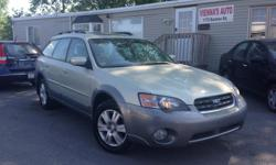 Make Subaru Colour green Trans Automatic kms 170695 Very clean and loaded with many luxury options including: Panoramic sunroof, heated/power seats, cruise control, XM radio, AUX input, alloy wheels, AWD control, Power windows, power locks, AC, Tonneau