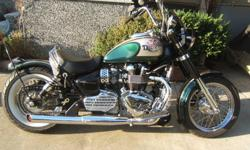Customized Multiple show winner. Lots of bike for the money. Very reliable. Price non-negotiable. Located in Powell River.