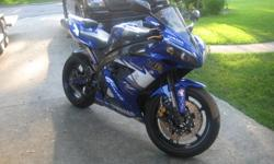 2005 YAMAHA R1 Make offer!! Over $35k invested 163 hp at the rear wheel Broke in on Dyno Have all documentation Graves Exhaust Graves engine covers   Ohlins rear shock CRG adjustable levers Steel Braided brake lines Frame Sliders Programmable LED Tail