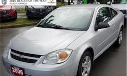 Make Chevrolet Model Cobalt Year 2006 Colour Silver kms 142199 Trans Automatic Price: $3,999 Stock Number: P4283 Interior Colour: Grey Cloth Cylinders: 4 Fuel: Regular Unleaded Cruise Control - CD Player - Tilt Steering - Keyless Entry - Air Conditioning