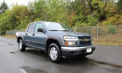 Make Chevrolet Model Colorado Year 2006 Colour Blue kms 157219 Price: $13,999 Stock Number: 153378B Engine: I-5 cyl Fuel: Regular Unleaded We do not see the Colorado or Canyon traded in often, and when they are they sell very fast. This Colorado LT