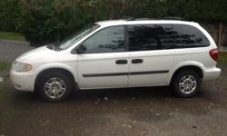Make Dodge Model Caravan Year 2006 Colour White Trans Automatic Runs great Trans great No accidents No leaks 209,xxx km Everyday driver $2500 needs to go!