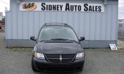 Make Dodge Model Caravan Year 2006 Colour Black Trans Automatic Sidney Auto Sales, 10077 Galaran Rd in west Sidney. 2006 Dodge Caravan, 6 Cyl. Auto, A/C, Tires in good condition, Front Bakes @ 80%, Rear Brakes @ 80%, Only 165K