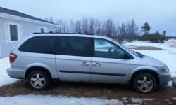 Make Dodge Model Grand Caravan Colour Silver Trans Automatic 2006 Dodge Grand Caravan sto and go seats inspected till January 2017 new brakes front and rear $500 OBO transmission started slipping a little comes with the transmission filter and gasket