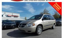 Trans Automatic 2006 Dodge Grand Caravan with power locks/windows/mirrors, CD player, AM/FM stereo, rear defrost, 7 seating capacity and so much more! STK # 29191B DEALER #31228 Need to finance? Not a problem. We finance anyone! Good credit, Bad credit,