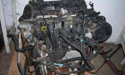 2006 FORD FOCUS ENGINE, ONLY 145K, ALREADY REMOVED, $300, ONE MONTH WARRANTY, (613)761-0359