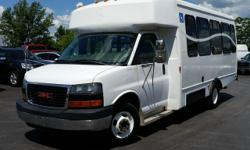 Make GMC Model Savana Year 2006 Colour White kms 36815 Trans Automatic Engine: 6.0 Cylinders: 8 Options Include: Intermittent Wipers, Running Boards, A/C, AM/FM Stereo, Bucket Seats, CD Player, Cloth Seats, Power Steering, Trip Computer STOCK # P4195