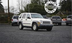 Make Jeep Model Liberty Year 2006 kms 169000 Price: $4,999 Stock Number: 1558 VIN: 1J4GL48K36W150705 Engine: V-6 cyl This 2006 Jeep Liberty is in great shape and is tons of fun! Reliable 3.7L V6, go-anywhere 4x4, lots of power, and low KM make this an