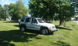 Make Jeep Colour White Trans Automatic kms 45000 Asking $13,000 with a tow package or $10,000 without... Bought to tow behind our motor home, traded the motor-home on a 5th wheel. Hardly used... Absolutely No rust, has been Krowned. Come see us...or