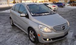 Make Mercedes-Benz Model B200 Year 2006 Colour Silver kms 175000 Trans Automatic 2006 Mercedes B200 with 175000 km , Automatic & AC. Will come Certified . Come Visit Us Today 916 Montreal Road Ottawa Ontario We are here to Serve you and help you get