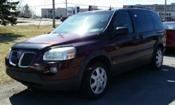 Make Pontiac Model Montana SV6 Year 2006 Colour Red kms 149900 Trans Automatic 2006 Pontiac Montana SV6 3.5l V6, Automatic, ABS, A/C, Power windows/locks/mirrors. Remote Starter! 149,900 km. Certified with E-Test included. Taxes are not included in