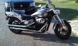 2006 Suzuki Boulevard  M50   Must sell,   Never dropped or leaned over.    Vance Hines Straight Shot mufflers / have origional pipes too.   Back rest, have lockable saddle bags with hangers.   Power Commander engine managemnet system.   $4,900  or B/O