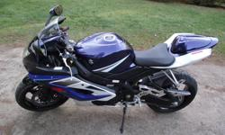 This bike is amazing. Only 1400 KM's. Includes alarm system. Everything on the bike is stock. Pictures available upon request. Why buy a 2012 when you can have this one for half the price?