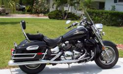 I have in mint condition a 2006 Yamaha Royal Deluxe XVZ1300 Vfour for sale. Low Km 6600 The bike has been amazlingly maintained,very clean and well taken care....Full tune up recently done for a professional Mechanic. I don't have time to ride the bike