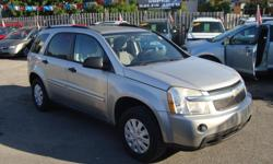 Make Chevrolet Model Equinox Year 2007 Colour Silver kms 220000 Trans Automatic 2007 Chevrolet Equinox with 220000 km , Nice SUV with Air conditioning . Will come Certified. Come Visit Us Today 916 Montreal Road Ottawa Ontario We are here to Serve you and