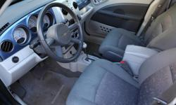 Make Chrysler Model PT Cruiser Year 2007 Colour Blue kms 155200 Trans Automatic Well maintained 2007 Chrysler PT Cruiser, still driven daily in Ottawa/Nepean. The vehicle is sold AS IS, not safetied. Regularly scheduled oil change and peace-of-mind