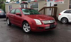 Make Ford Year 2007 Colour red Trans Automatic kms 150521 Very clean car, in and out, well maintained, very well equipped with power windows, power locks, ac, cruise control, key less entry power mirrors, Automatic Transmission, good tires! Safety and