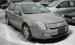 DISMANTLING 2007 FUSION V6 FOR PARTS, AUTO, AIR, POWER WINDOWS AND DOORS, 3.0L V6 ENGINE, FRONT END DAMAGE, STARTS AND DRIVES, $1100, (613)761-0359