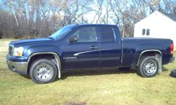 Make GMC Model Sierra 1500 Year 2007 Colour BLUE kms 235000 Trans Automatic Well maintain. Owned by a mechanic! No longer need a full size truck. Lots put into truck. The prIce is FIRM considering people are asking 4 to 5000 for a 94 Chev and up for a 2