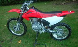 Like new 2007 CRF230F A few transportation scratches on this bike, otherwise it's like new. $3299 www.rocketpowersports.com 604-940-9567