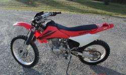 I am selling a 2007 Honda CRF230F this bike is in great condition and has been well maintained . The bike runs strong and starts easy.  It is mechanically sound and ready to ride.  Never been raced only trail ridden. Electric start that works great. The
