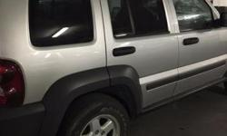 Make Jeep Model Liberty Year 2007 Colour Silver kms 297174 Trans Automatic The Jeep Liberty is features impeccable off road handling, comfortable smooth driving and high towing capacities. It also makes a great everyday driving, making this Jeep