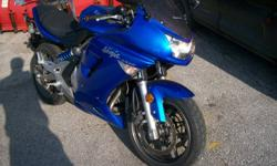 $5,500 or Try Your Trade ! -2007 Ninja 650 -5,633 Miles (9,012 kms) -Great Bike in Perfect Condition -Never Dropped -6 Spd -Bought and Safetied Last June from OMVIC Licensed Dealer in Barrie -Lost My License so I Got to Sell The Bike. -No Paypal,